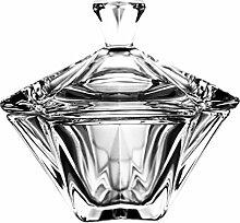 Crystaljulia Bonboniere, Glas, 12cm, 12 x 12 x 12