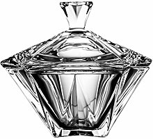 Crystaljulia Bonboniere, Glas, 18cm, 18 x 18 x 18