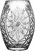 Crystaljulia Vase, Kristall, Transparen