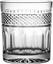 Crystaljulia Whiskyglas, Kristall, 320ml,
