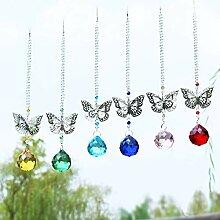 Crystalsuncatcher Schmetterling Sonnenfänger mit