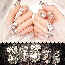 CSCH Künstliche Nägel Neue Produkte 24 Stück