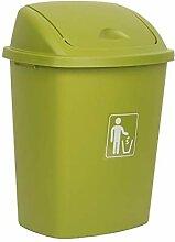 CSQ Haushalts Mülleimer, Outdoor Kunststoff