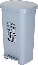 CSQ Outdoor Mülleimer, Hohe Kapazität Mülleimer