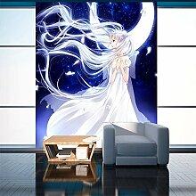 Csqw Sailor Moon Tapete Tapeten Wandbilder