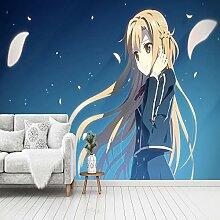 Csqw Sword Art Online Tapete Tapeten Wandbilder