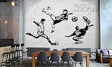 CSZBH Tapete 300X210 Cm -Fußball - Vlies -
