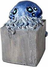 Cthulhu skulptur, octopus statue octopus statue