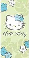 CTI 036419 Strandlaken Hello Kitty Soft Green 75 x