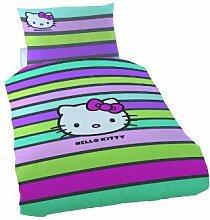 CTI 039044 Bettwäsche Hello Kitty Fancy / Linon /
