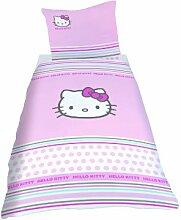 CTI 039046 Bettwäsche Hello Kitty Pretty / Linon