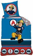 CTI 040099 Bettwäsche Feuerwehrmann Sam/Linon /