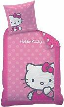 CTI 040339 Bettwäsche Hello Kitty Camille/Biber /