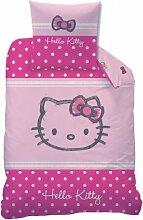 CTI 041070 Bettwäsche Hello Kitty Lola, Baumwolle