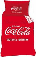 CTI 041637 Bettwäsche Coca Cola Enjoy, Baumwolle