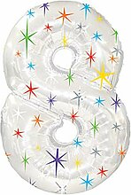 CTI Ballons 433408 Folienballon, 96,5 cm,
