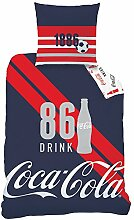 CTI Bettwäsche Coca Cola Sport Polyester
