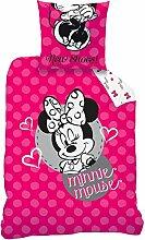 CTI Bettwäsche Disney Minnie Maus/Mouse Sweetie