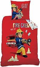 CTI Bettwäsche Feuerwehrmann Sam Fire Crew
