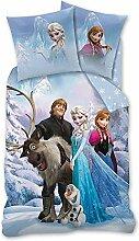 CTI Disney Frozen Bettwäsche Sven 135x200 cm +