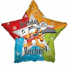 CTI Folienballon 815255Garfield Rockin