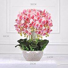 CTREKE Phalaenopsis Dekoration Künstliche