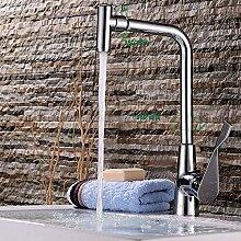 Cu alle Becken Küche warmes und kaltes Leitungswasser Waschtischmischer Waschtischmischer desktop mixer Sitzbank