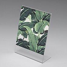 Cuadros Lifestyle Design Acryl-Bilderrahmen mit
