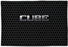 Cube Tapete Abendessen waschbar einfach zu reinigen Platzdeckchen, Microfaser, mehrfarbig, 2er-Se