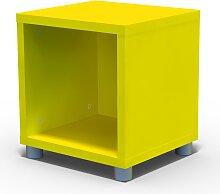 Cubo - Regalwürfel - Gelb