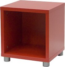 Cubo - Regalwürfel - Rot