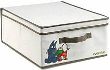 Cuccioli 0566A Box/Aufbewahrungskiste, Baumwolle,