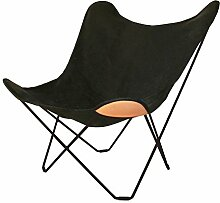 Cuero Canvas Mariposa Butterfly Chair