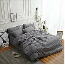 CUILINGJINGCJY Einfache Bettdecke Bettbezug