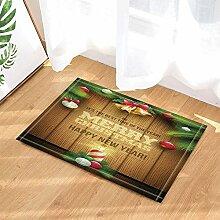 CUIMEISHEN Christmas Decor Bells Tannennadeln und