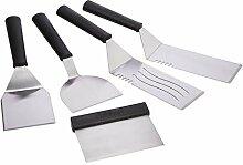 Cuisinart CGS-509 5-Piece Stainless Steel Spatula