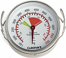 Cuisinart csg-100Oberfläche Thermometer