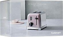 Cuisinart Toaster CPT160PIE, für 2 Scheiben, 900