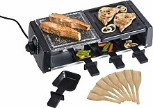 Cuisinier 38708 Raclette und Stone Grill 230 V