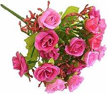 Cuisit 1Stück Künstliche Blume Kleine