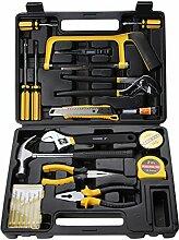 CUKKE 22 Sätze von Auto-Reparatur Autopflege Werkzeug-Set Kombination Steckschlüssel Set-Reparatur-Werkzeuge Haushalt Hardware-Tool