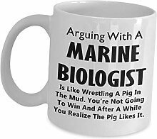 Cukudy Geschenkidee für Marine-Biologisten,