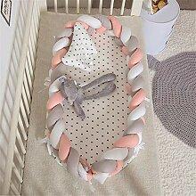 CULASIGN Babynestchen Babynest Nestchen 90x50cm