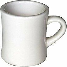 Culver 295 ml Keramiktasse im Retro-Stil, Diner