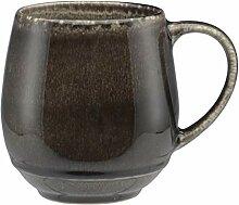 Culver Fresco Große Keramik-Kaffeetasse mit