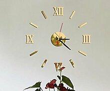 Cunclock Diy kreative Mode Einfache digitale Uhr
