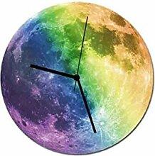 Cunclock Kreative Acryl leuchtende Wall Clock