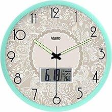 Cunclock Modernes Wohnzimmer Wanduhr Fashion Watch