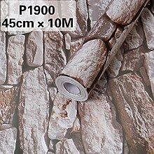 Cunguang besondere Konstruktion der Moderne grüne Tapete 45 cm * 10 M N