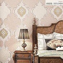 Cunguang Europäische Wohnzimmer Tapeten Aus Geweben Tv Hintergrund Wohnzimmer Schlafzimmer Atmungsaktive 53Cm * 1000Cm C